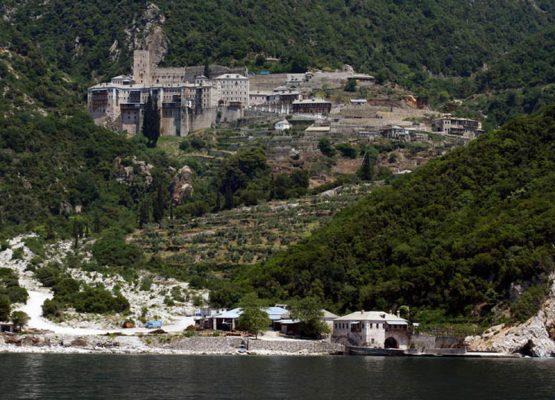 Monastery Agios Pavlos