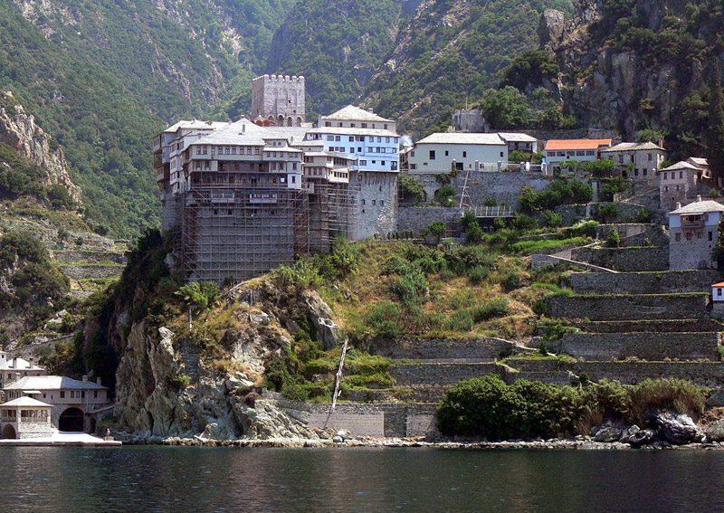 Monastery Dionisiou