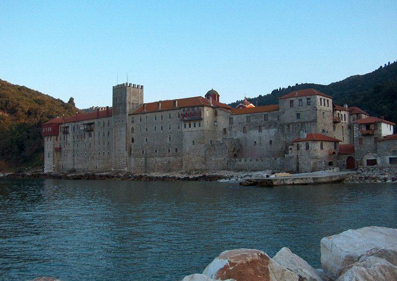 Monastery Esfigmenou