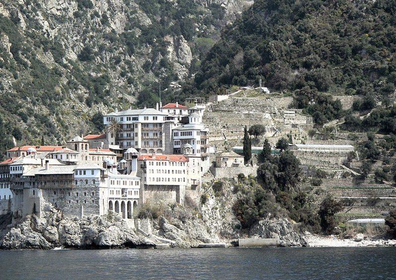 Monastery Grigoriou