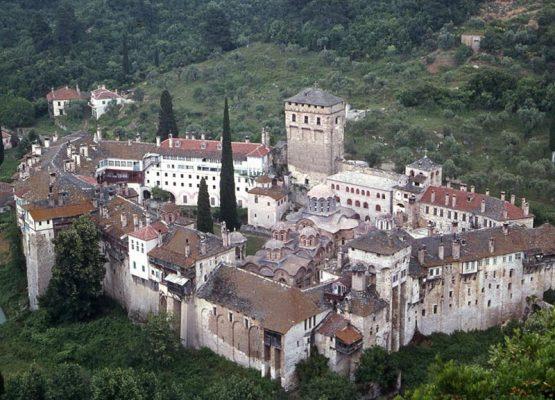 Monastery Hilandar