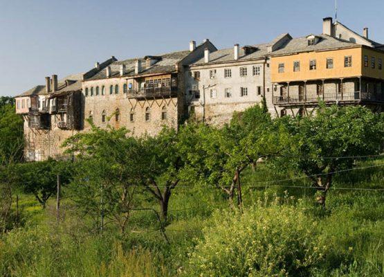 Monastery Philotheou