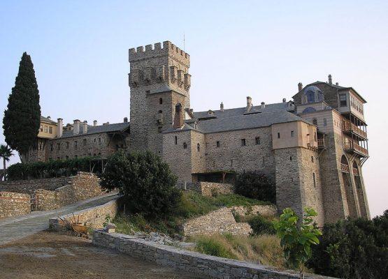 Monastery Stavronikita