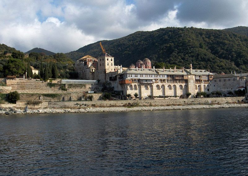 Monastery Xenophontos