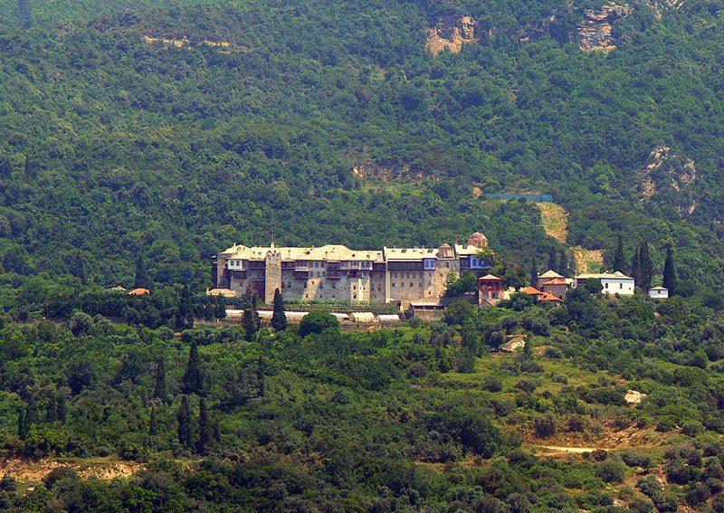 Monastery Xeropotamou