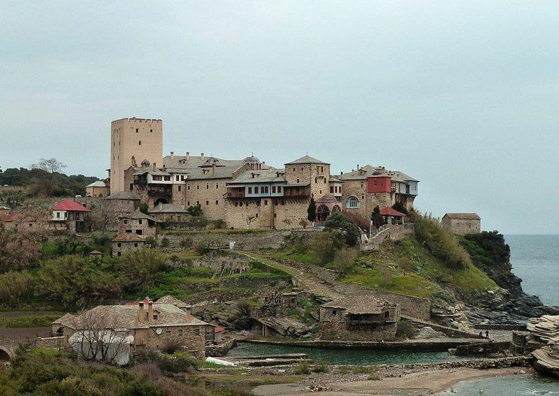 Pantokratoros monastery