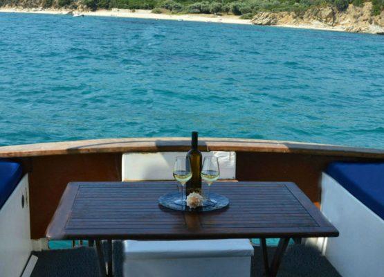 Ammouliani, Drenia Cruise - Albatros