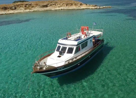 Mount Athos Cruise Albatros