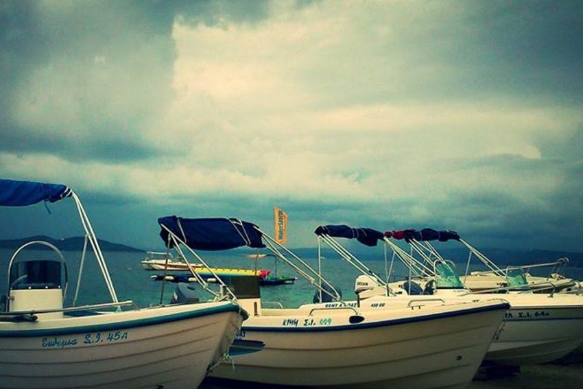 Boat Rentals Ouranoupoli Halkidiki Greece