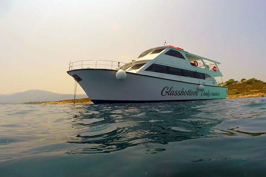 Mount Athos – Drenia – Ammouliani Cruise