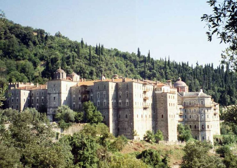 Monastery Zografou