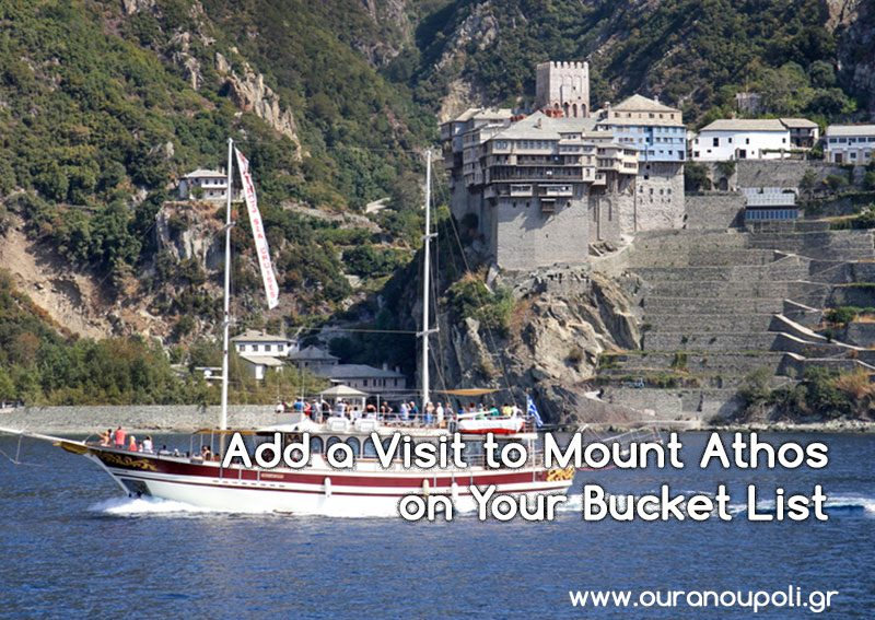 Add a Visit to Mount Athos on Your Bucket List