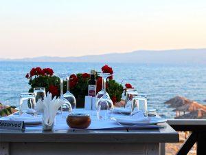 Gastronomy Ouranoupoli Halkidiki