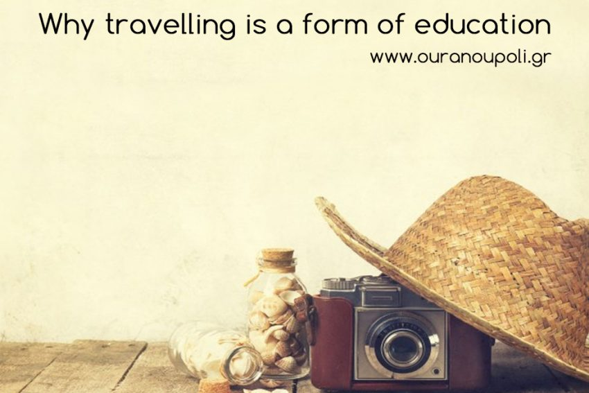 Why Travelling is a Form of Education